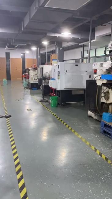 车间生产实景视频